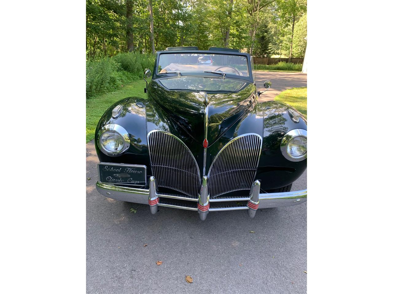 1941 Lincoln Continental (CC-1245776) for sale in Bedford Hts., Ohio