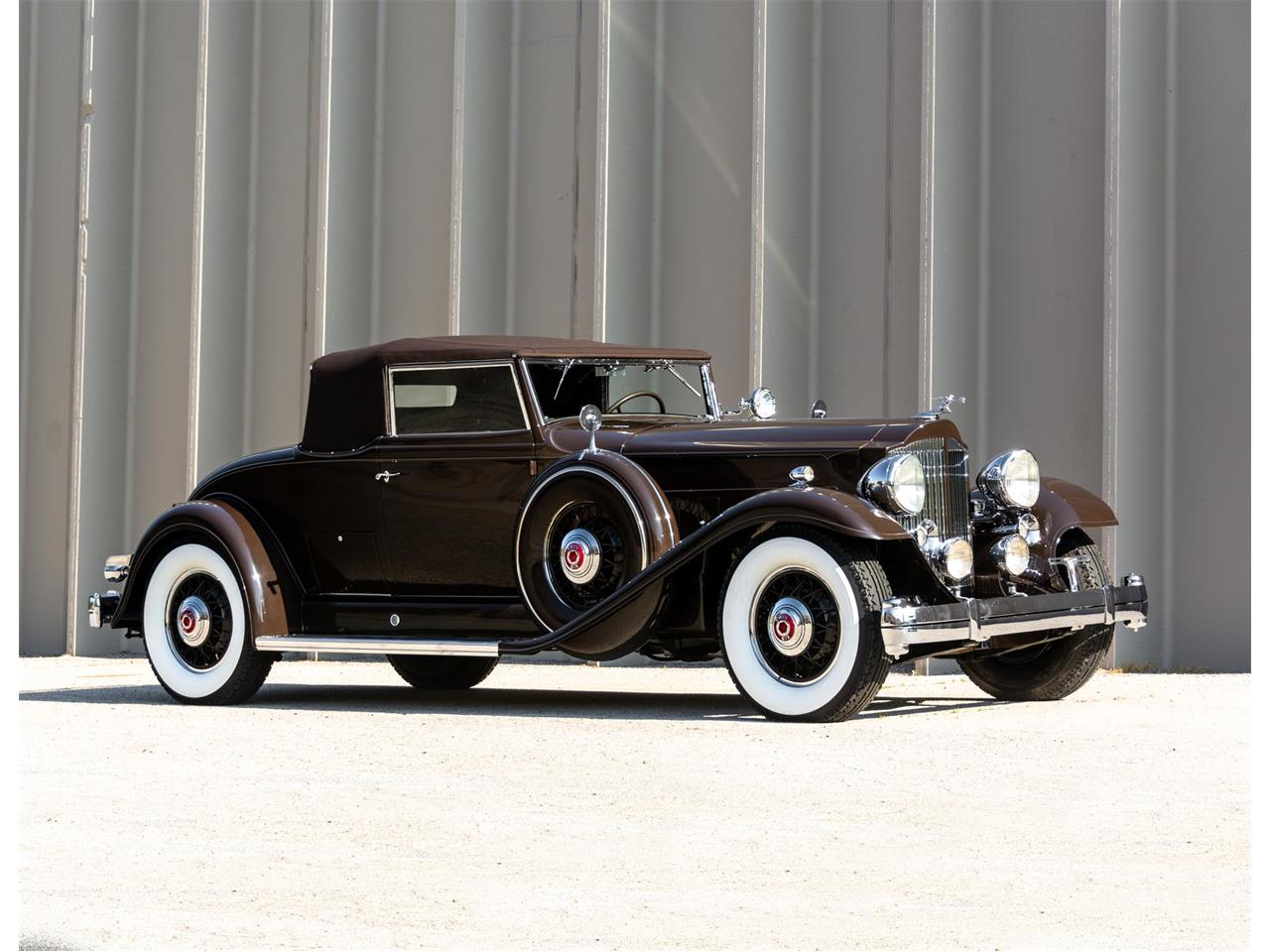 1932 Packard Twin Six (CC-1245790) for sale in Pacific Grove, California