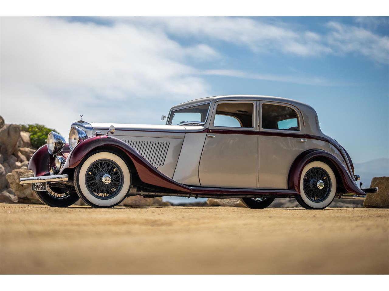1936 Bentley Antique (CC-1245792) for sale in Pacific Grove, California
