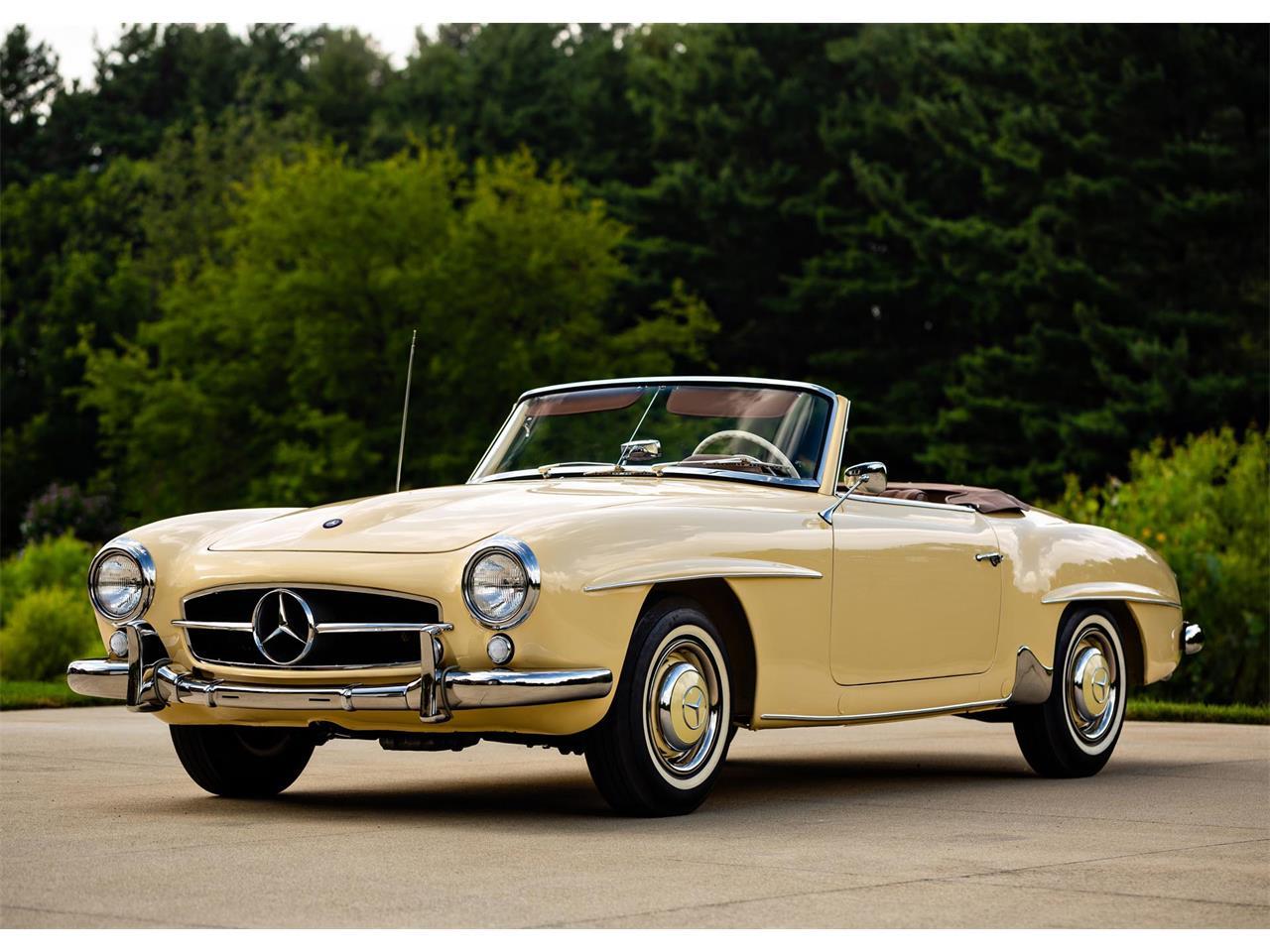 1958 Mercedes-Benz 190SL (CC-1245798) for sale in Pacific Grove, California