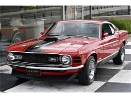 1970 Ford Mustang Mach 1 (CC-1240058) for sale in Springfield, Ohio