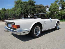 1971 Triumph TR6 (CC-1245805) for sale in SIMI VALLEY, California