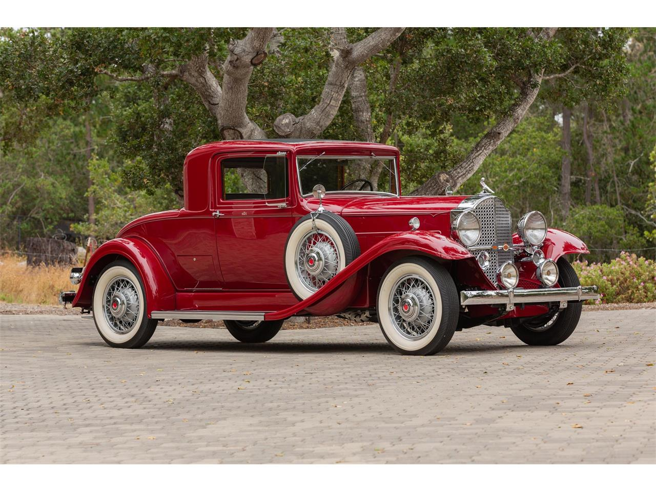 1932 Packard Eight (CC-1245827) for sale in Pacific Grove, California