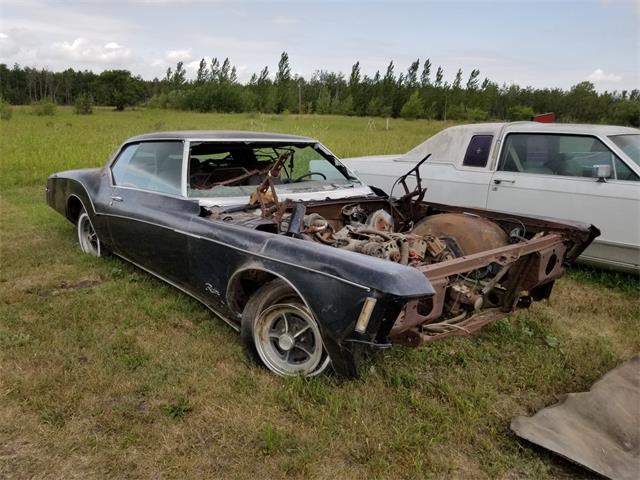 1971 Buick Riviera (CC-1245868) for sale in Crookston, Minnesota