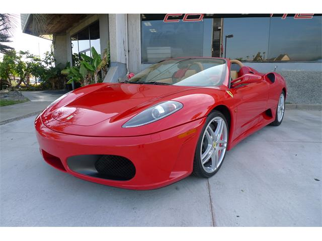 2008 Ferrari F430 Spider F1 (CC-1245869) for sale in Anaheim, California