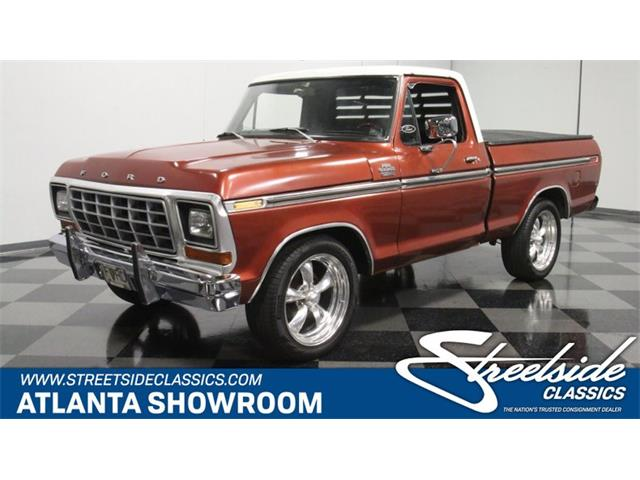 1979 Ford F100 (CC-1245907) for sale in Lithia Springs, Georgia
