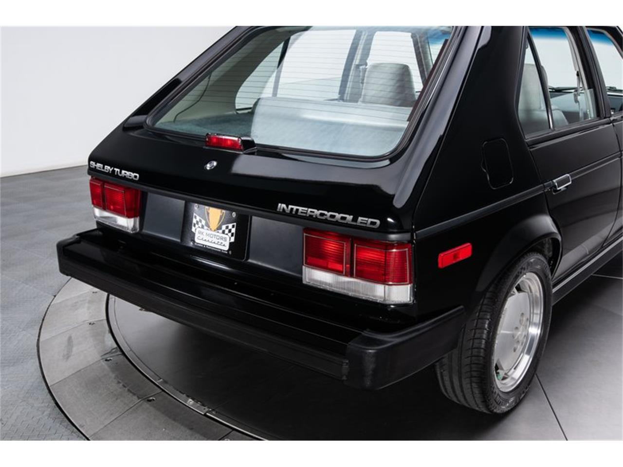 1986 Dodge Shelby (CC-1245926) for sale in Charlotte, North Carolina