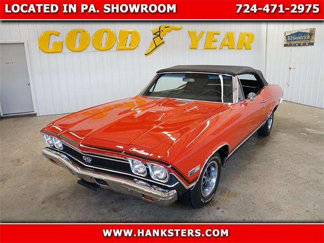 1968 Chevrolet Chevelle (CC-1245968) for sale in Homer City, Pennsylvania