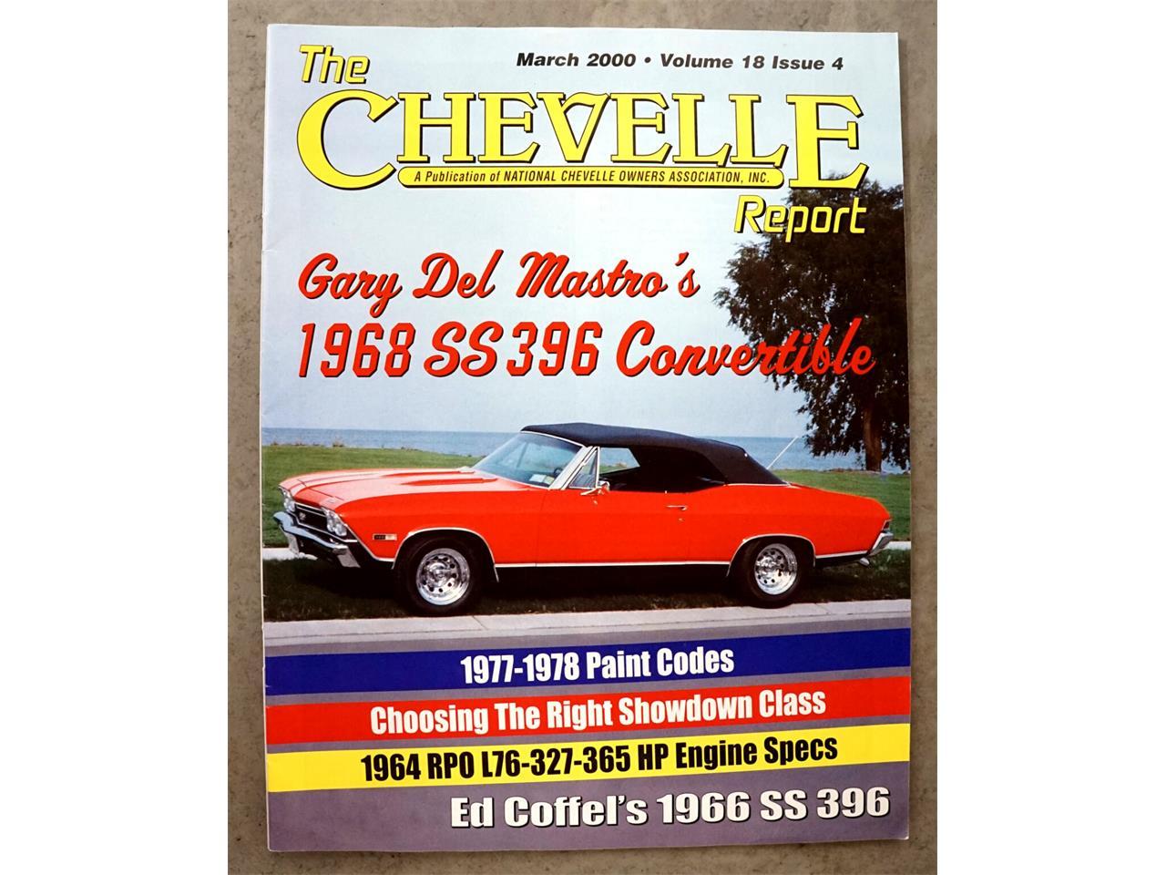 1968 Chevrolet Chevelle (CC-1245968) for sale in Homer City, Pennsylvania