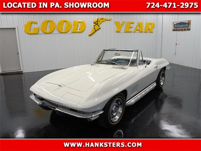 1967 Chevrolet Corvette (CC-1245971) for sale in Homer City, Pennsylvania
