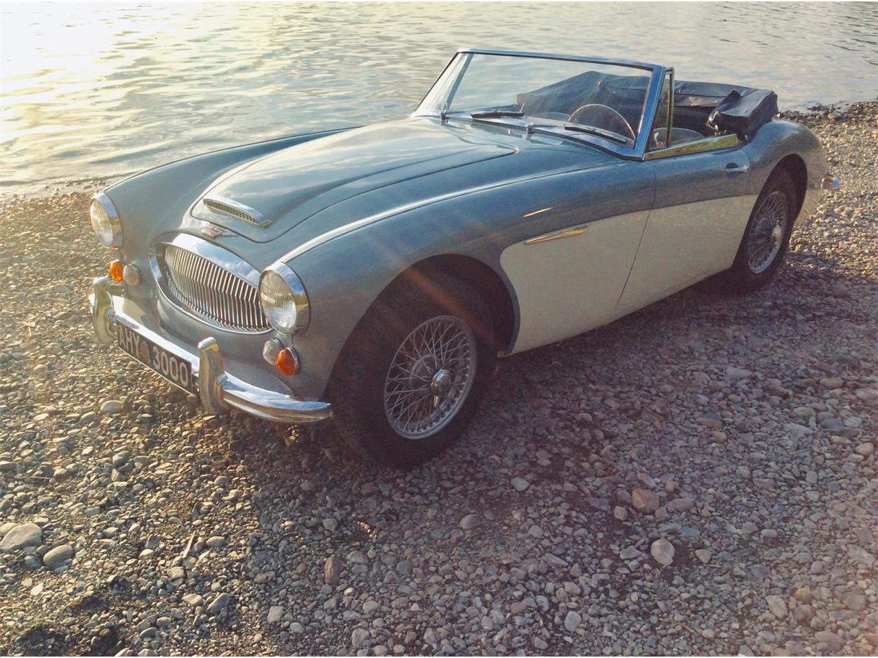 1967 Austin-Healey BJ8 (CC-1246029) for sale in Rouyn-Noranda,