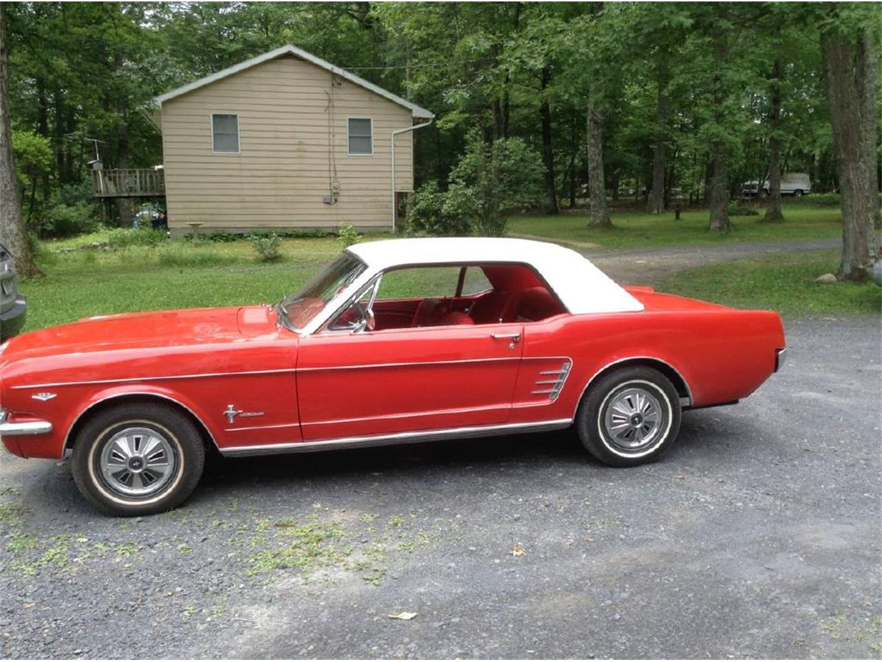 1966 Ford Mustang (CC-1240607) for sale in West Pittston, Pennsylvania