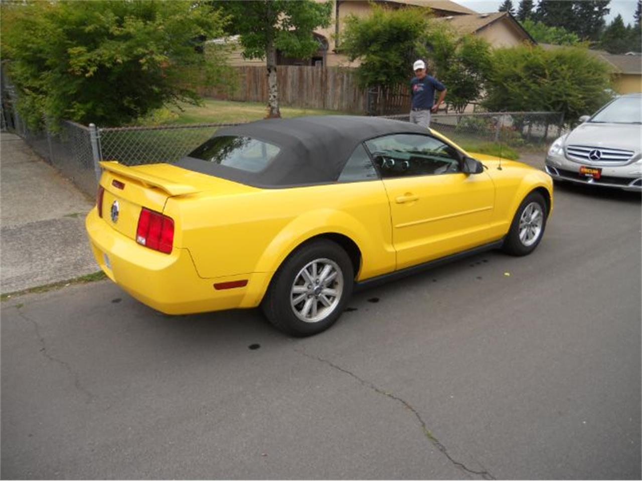 2006 Ford Mustang (CC-1246090) for sale in Cadillac, Michigan
