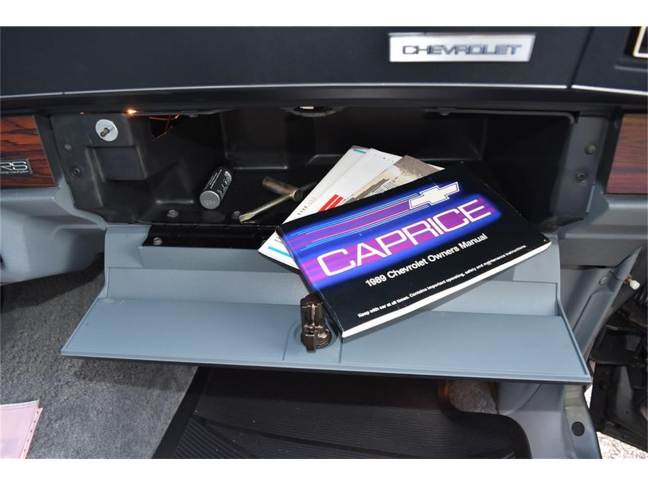 1989 Chevrolet Caprice (CC-1246091) for sale in Orlando, Florida