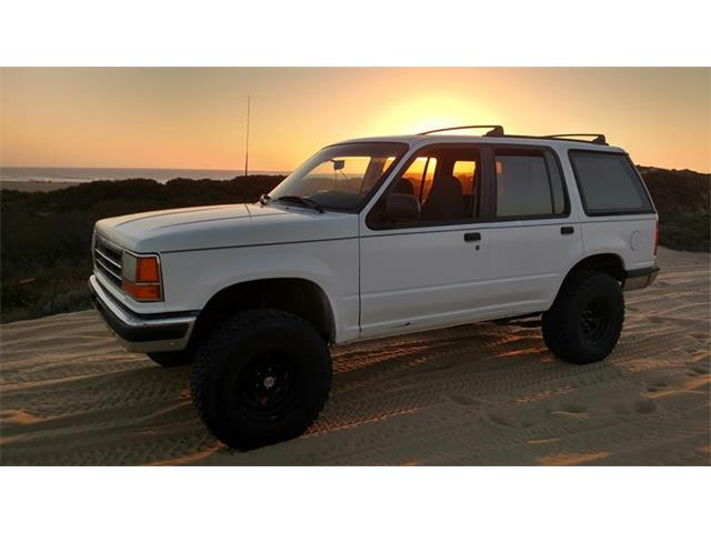 1992 Ford Explorer (CC-1246120) for sale in San Luis Obispo, California