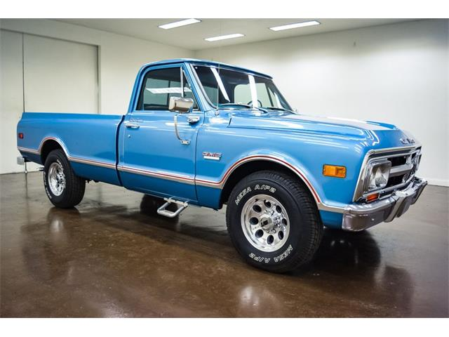 1968 GMC 2500 (CC-1246130) for sale in Sherman, Texas