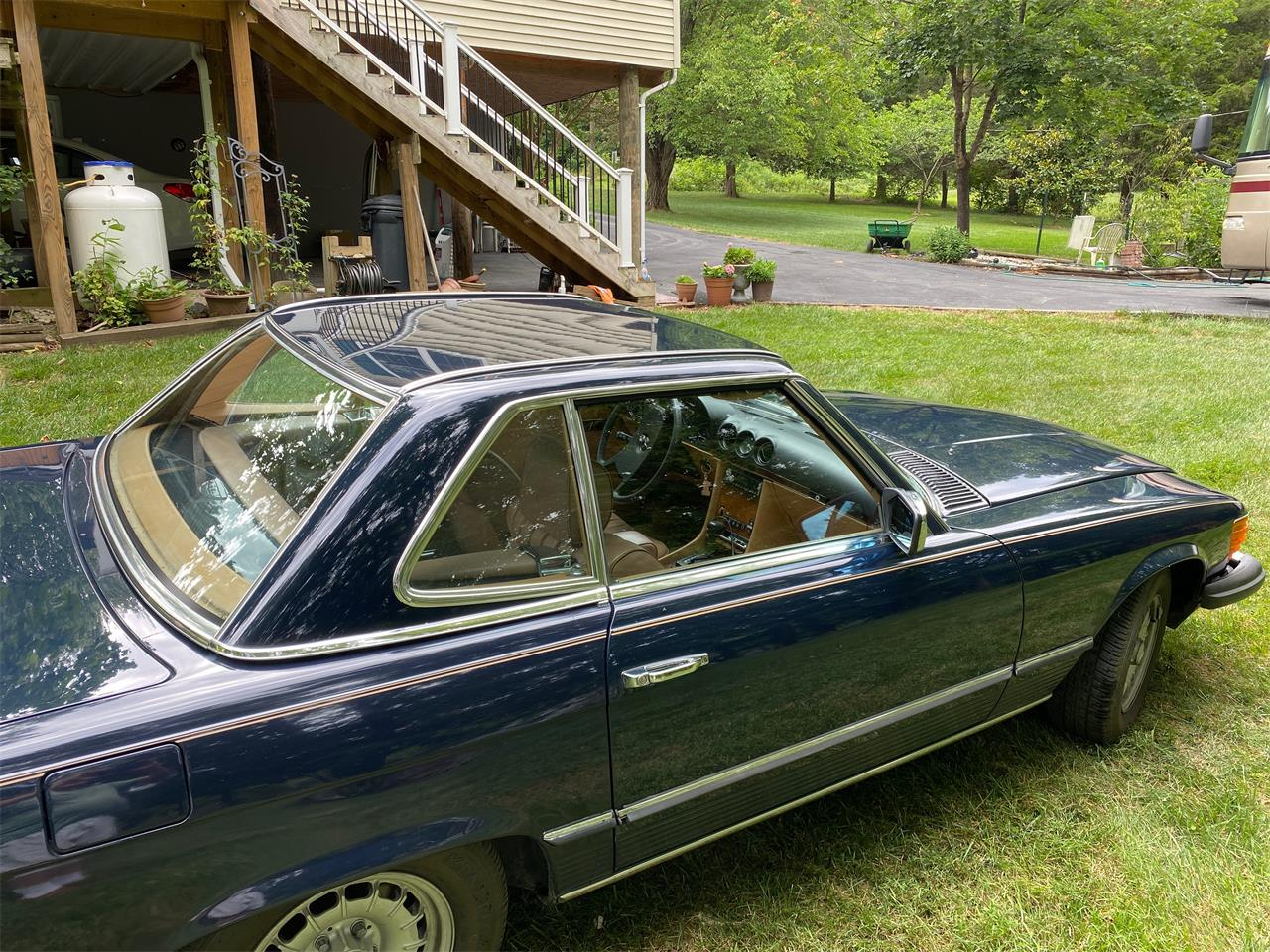 1984 Mercedes-Benz 380SL (CC-1246153) for sale in Front Royal, Virginia