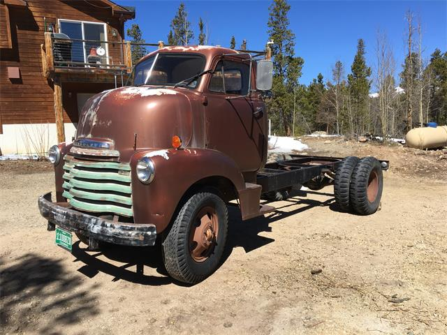 1951 Chevrolet COE (CC-1246171) for sale in Fairplay, Colorado