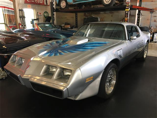 1981 Pontiac Firebird Trans Am (CC-1246185) for sale in jacksonville, Florida