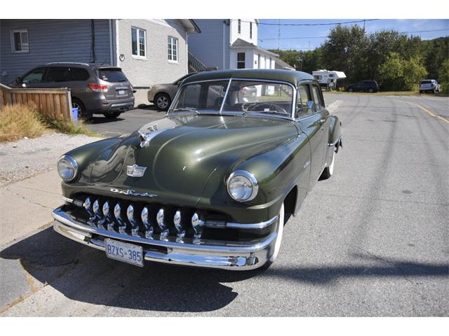 1951 DeSoto 4-Dr Sedan (CC-1246190) for sale in Sudbury, Ontario