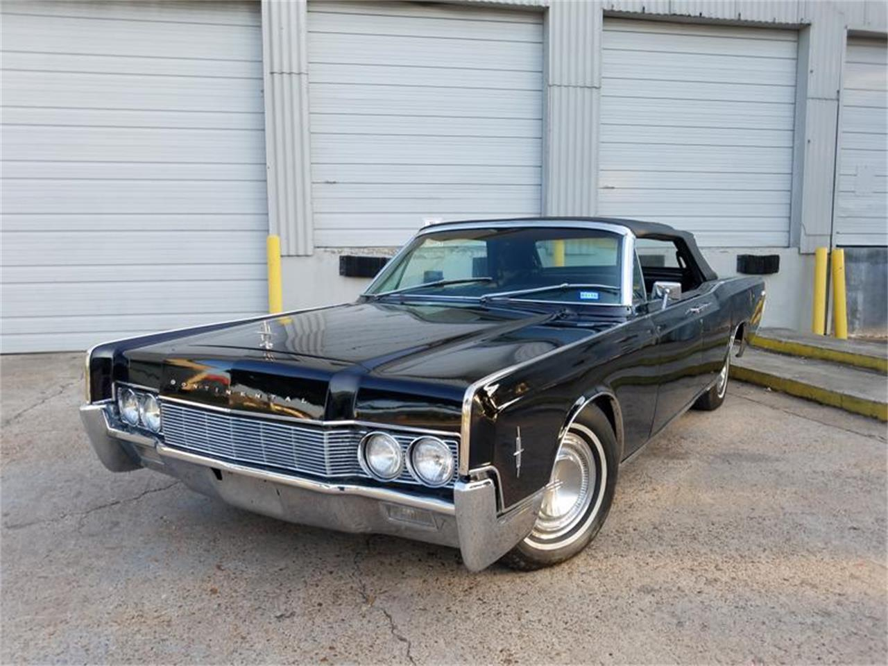 1967 Lincoln Continental (CC-1246193) for sale in Houston , Texas