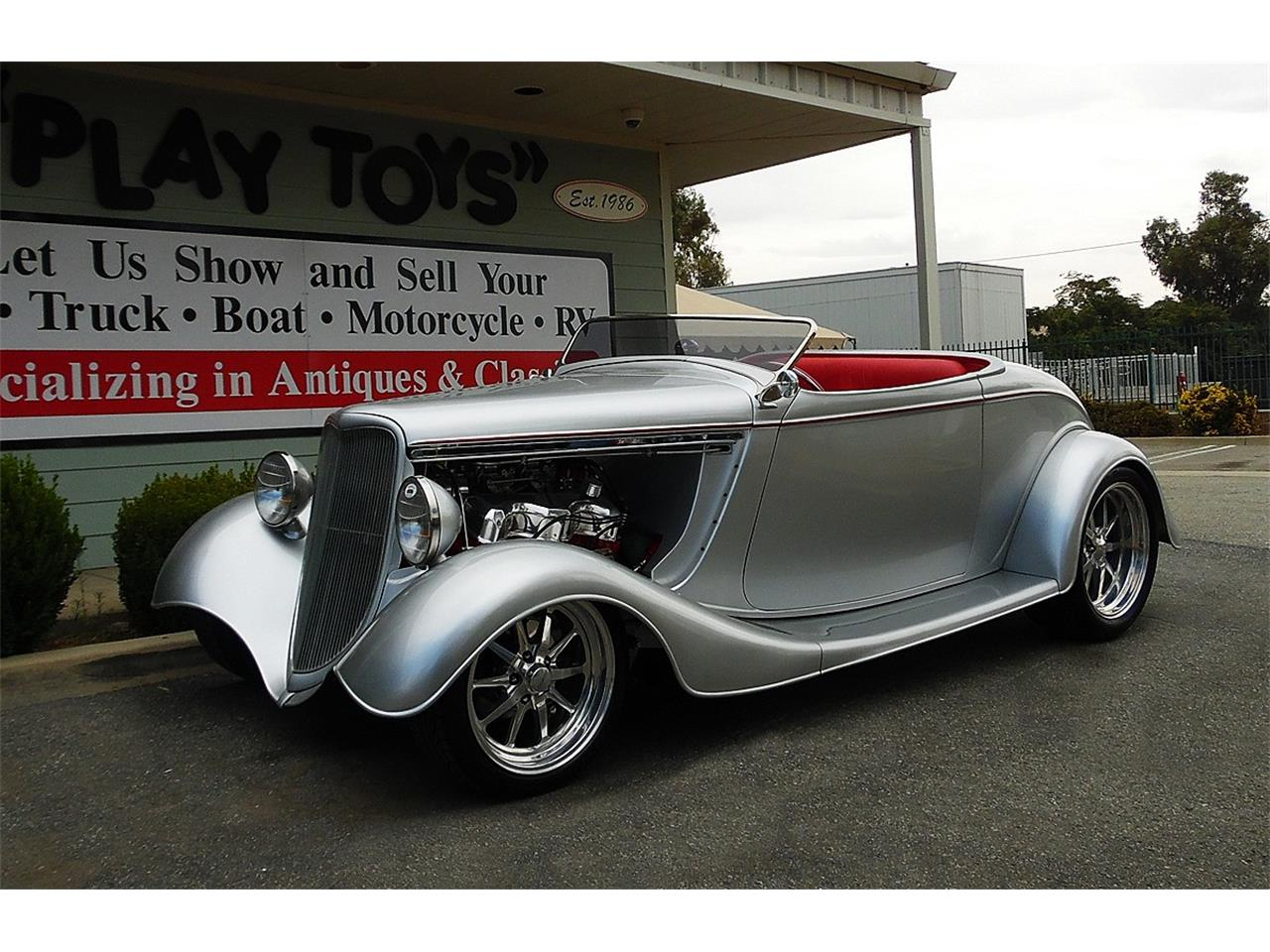 1933 Ford Roadster (CC-1246208) for sale in Redlands, California
