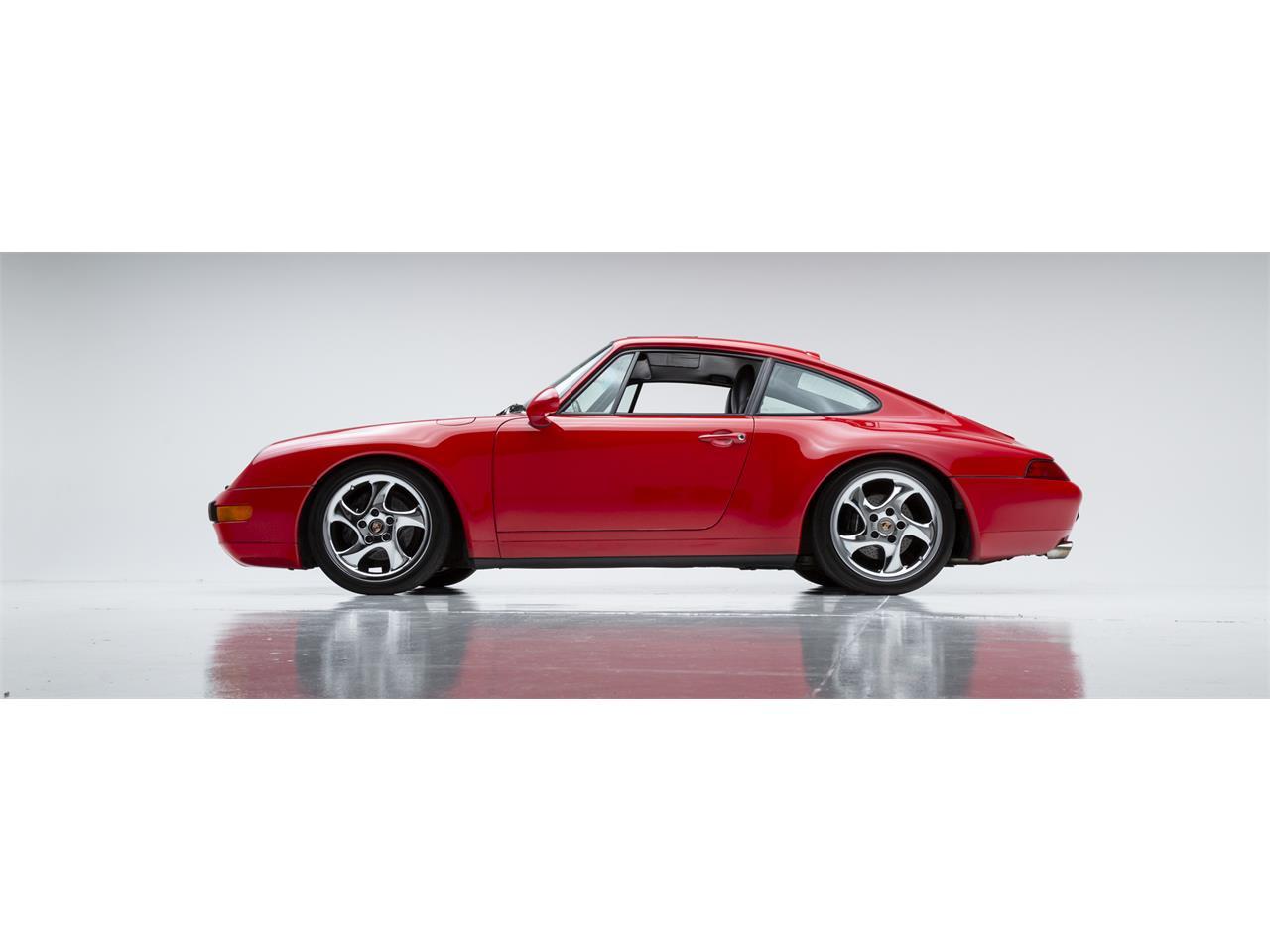 1996 Porsche 911 (CC-1246214) for sale in Boise, Idaho