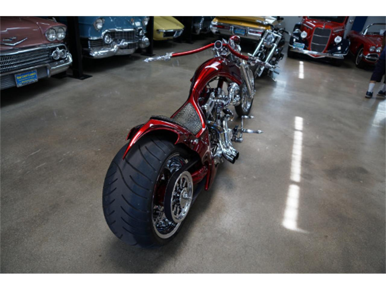 2011 Custom Motorcycle (CC-1246220) for sale in Torrance, California