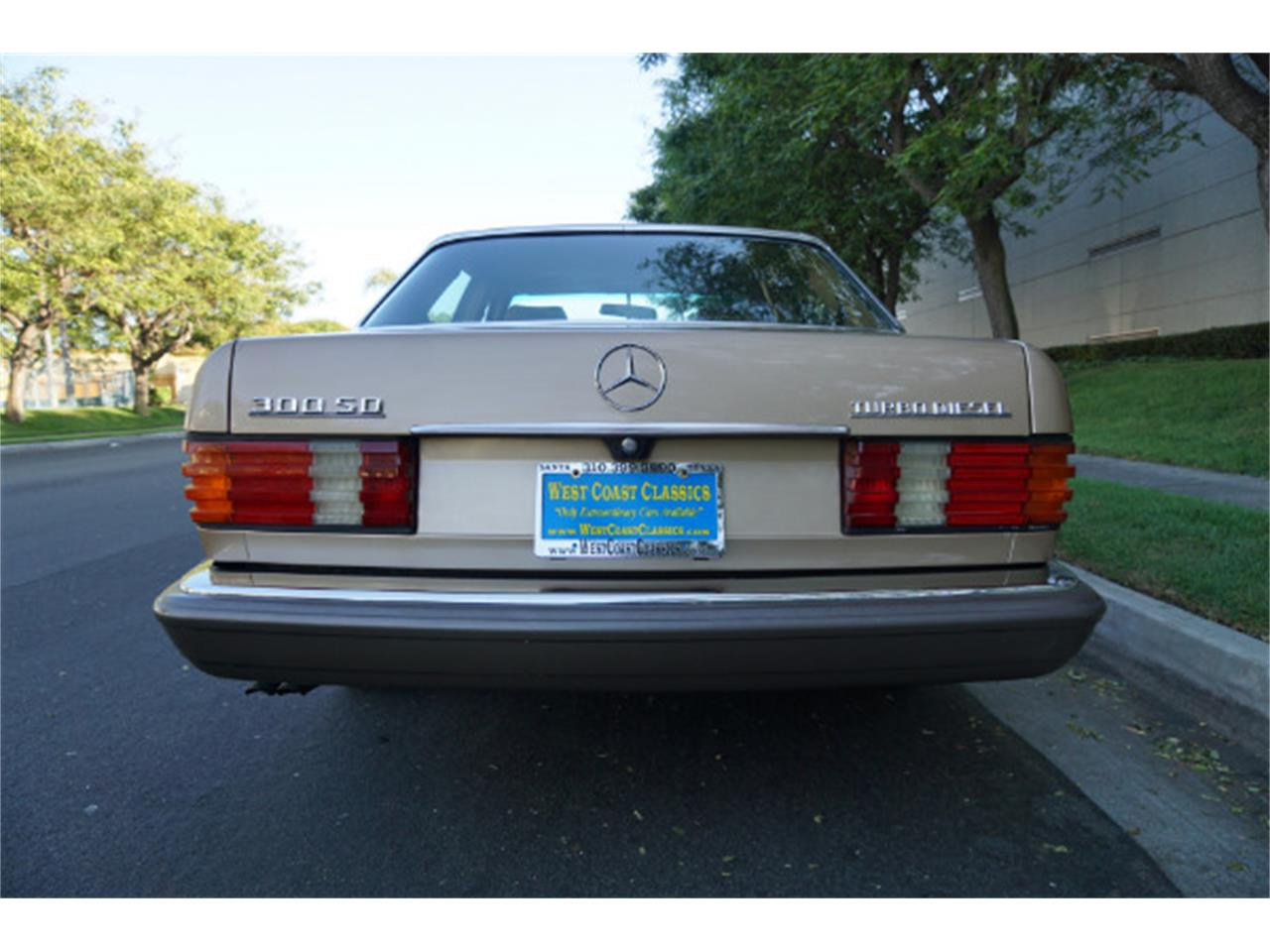 1982 Mercedes-Benz 300SD (CC-1246230) for sale in Torrance, California