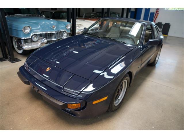 1985 Porsche 944 (CC-1246240) for sale in Torrance, California