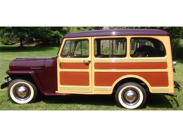 1948 Willys Jeep Wagon