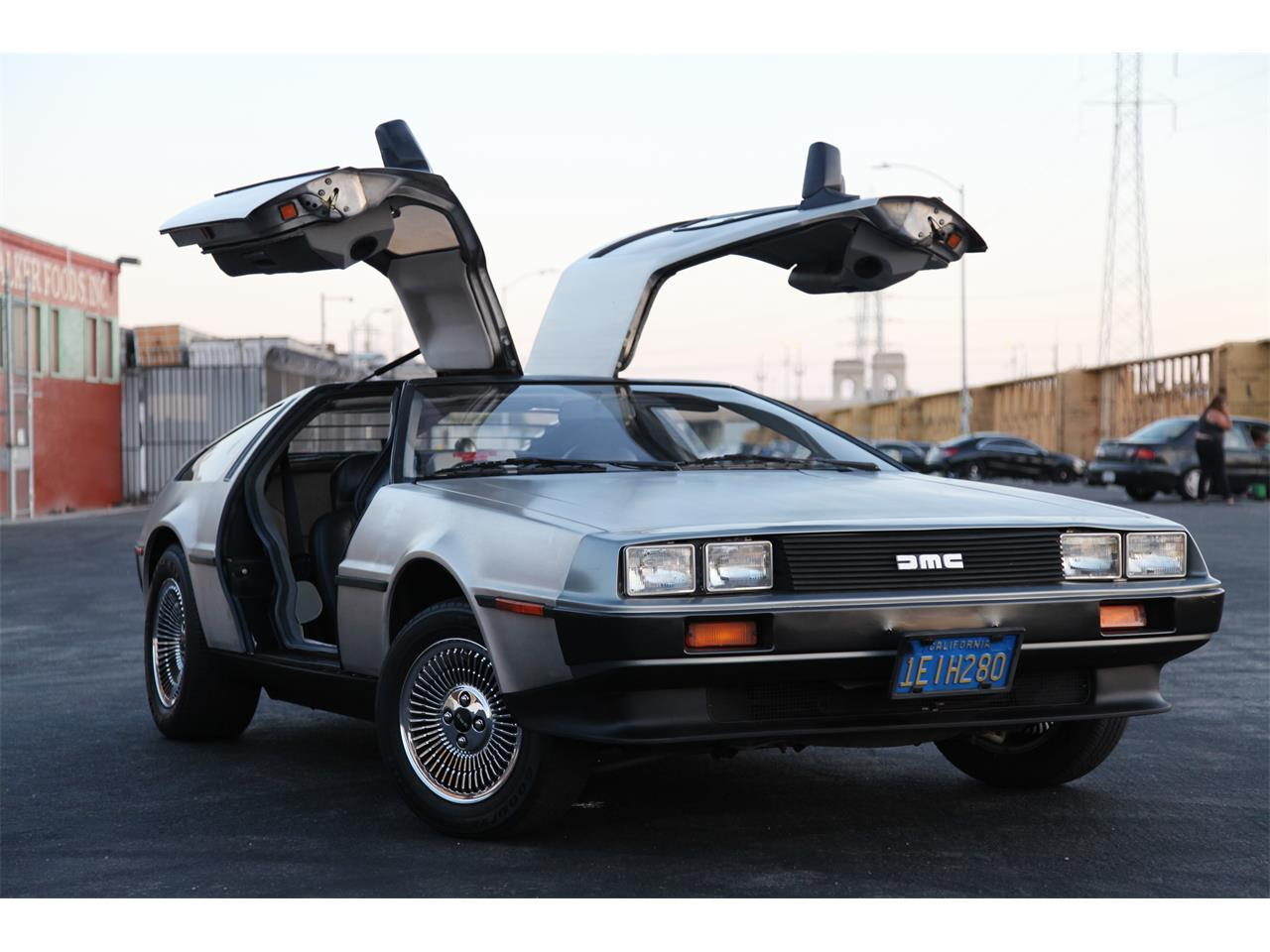 1981 DeLorean DMC-12 (CC-1246252) for sale in Burbank, California
