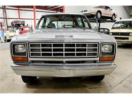 1982 Dodge Ramcharger (CC-1246283) for sale in Kentwood, Michigan