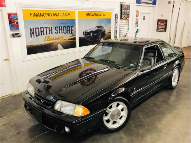 1993 Ford Mustang (CC-1246307) for sale in Mundelein, Illinois