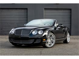2010 Bentley Continental GTC (CC-1246336) for sale in Newport Beach, California