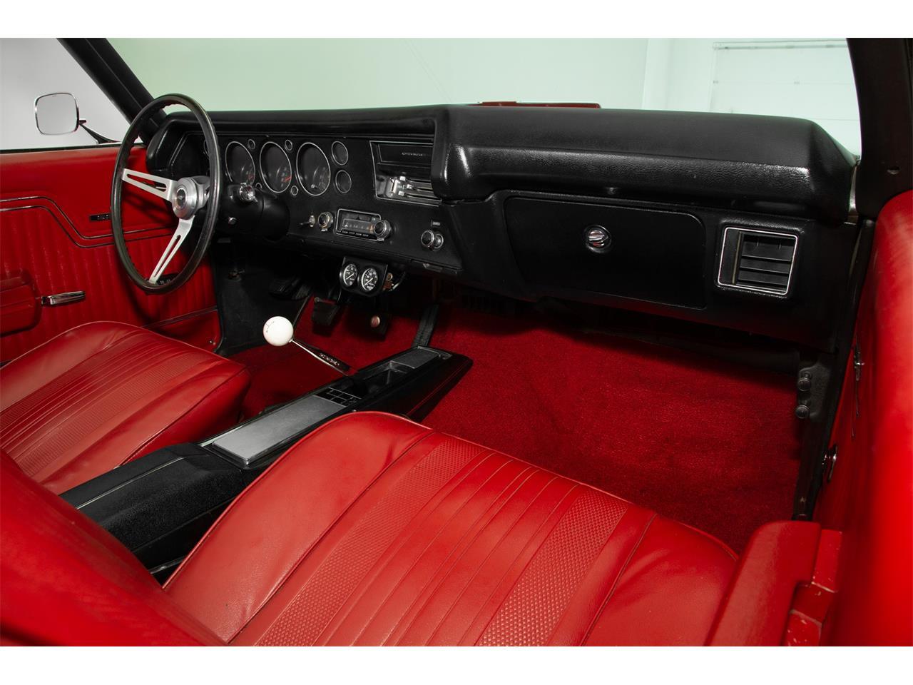 1970 Chevrolet Chevelle (CC-1246364) for sale in Des Moines, Iowa