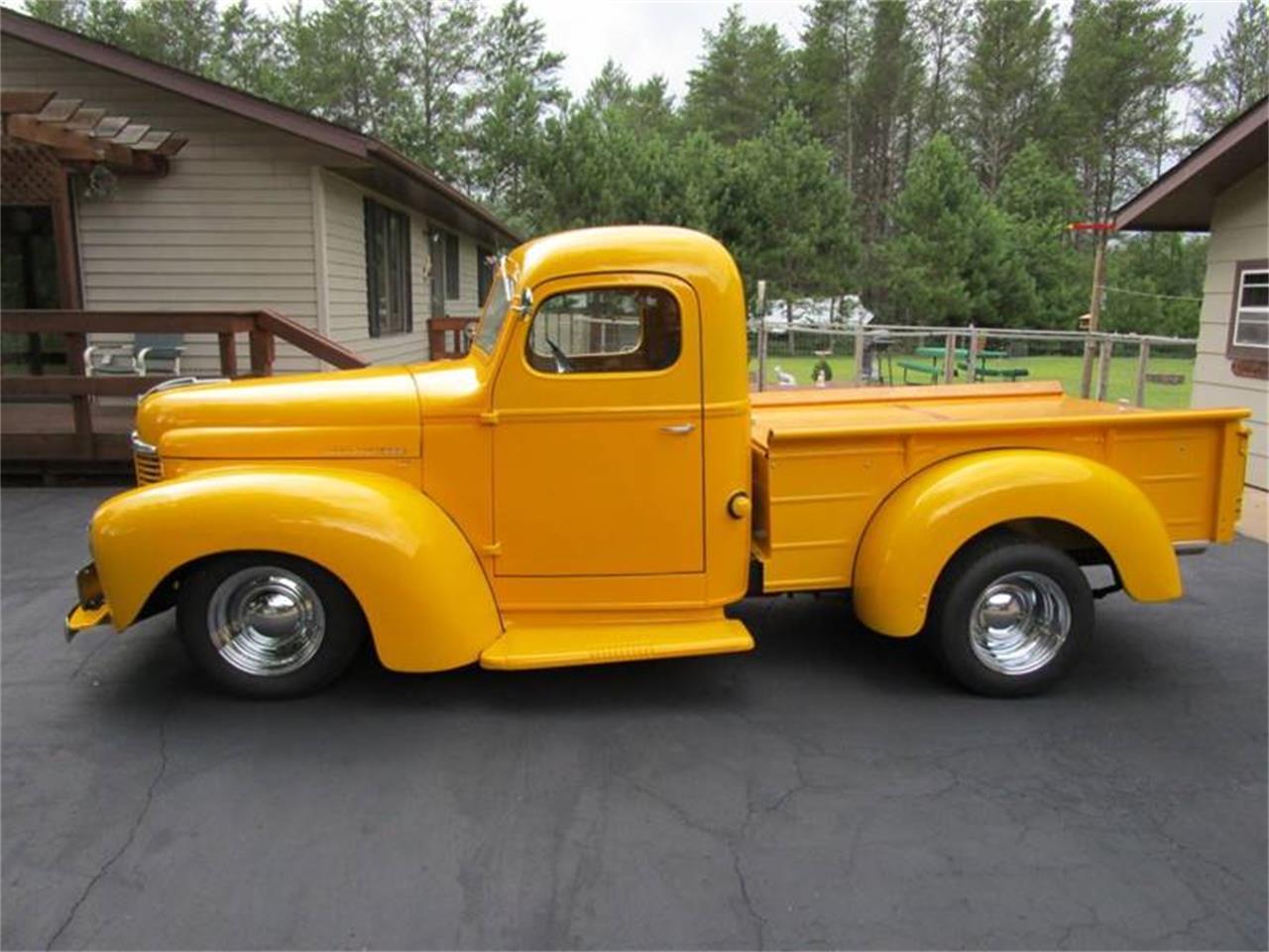 1948 International KB2 (CC-1246370) for sale in Stanley, Wisconsin