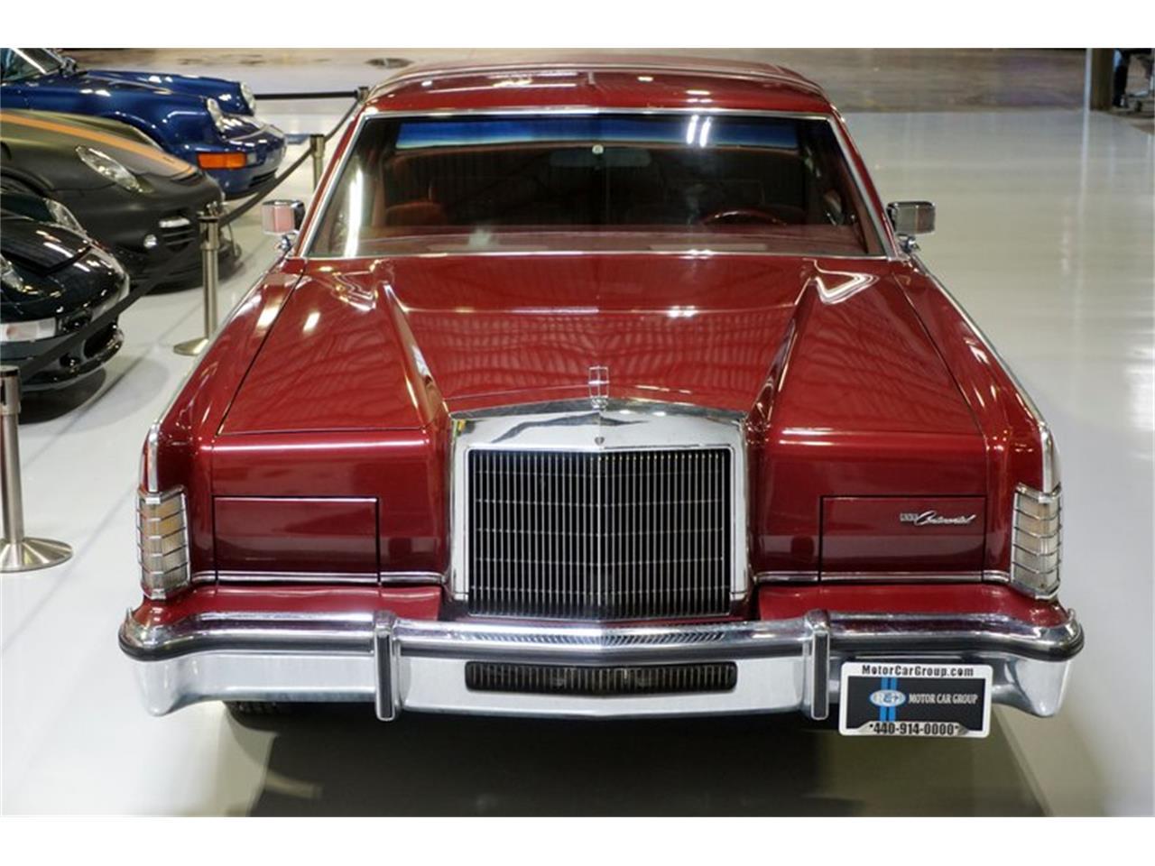 1978 Lincoln Town Car (CC-1246381) for sale in Solon, Ohio