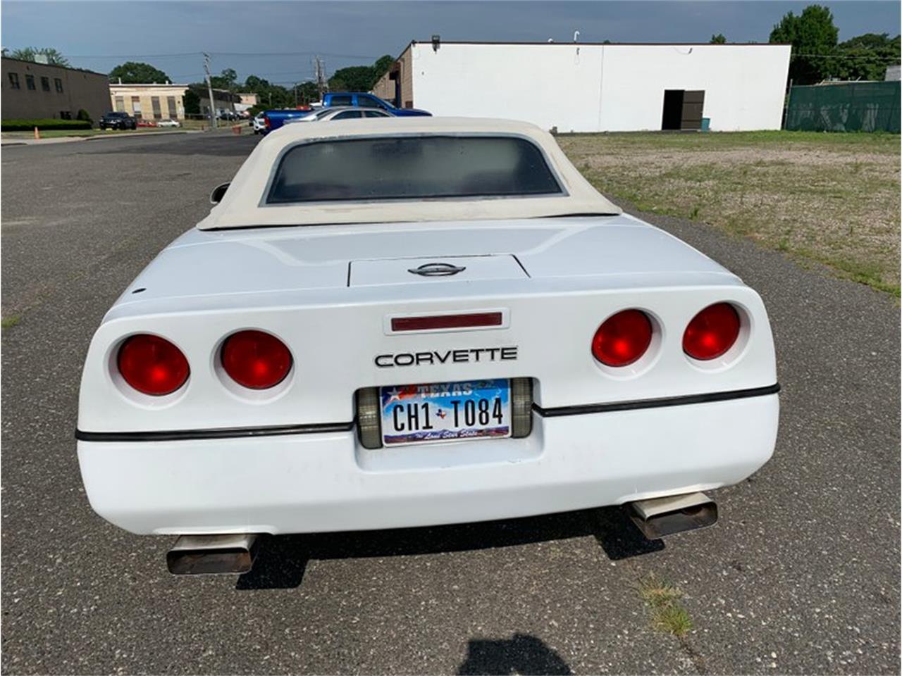 1989 Chevrolet Corvette (CC-1240639) for sale in West Babylon, New York