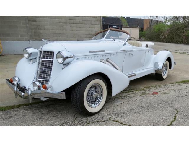 1935 Auburn Boattail (CC-1246392) for sale in Dayton, Ohio