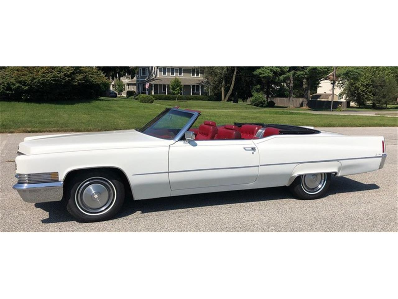 1970 Cadillac DeVille (CC-1246406) for sale in West Chester, Pennsylvania