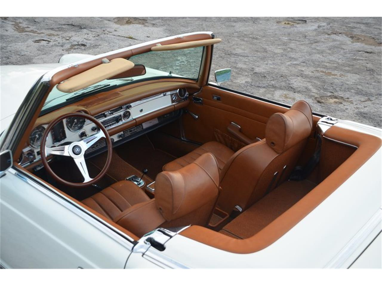 1970 Mercedes-Benz 280SL (CC-1246409) for sale in Lebanon, Tennessee