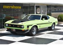1971 Ford Mustang Mach 1 (CC-1246424) for sale in Springfield, Ohio