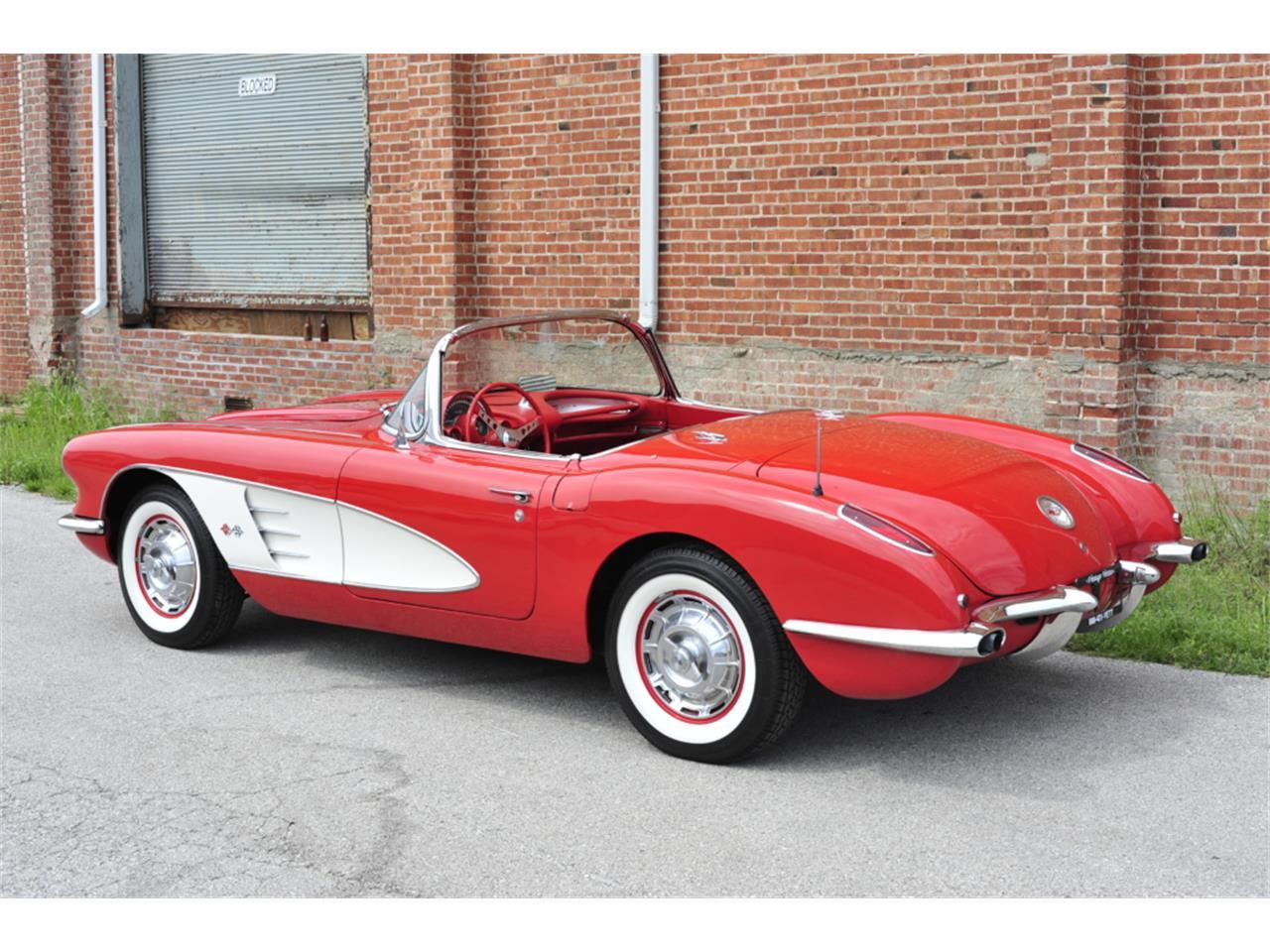 1960 Chevrolet Corvette (CC-1246432) for sale in N. Kansas City, Missouri