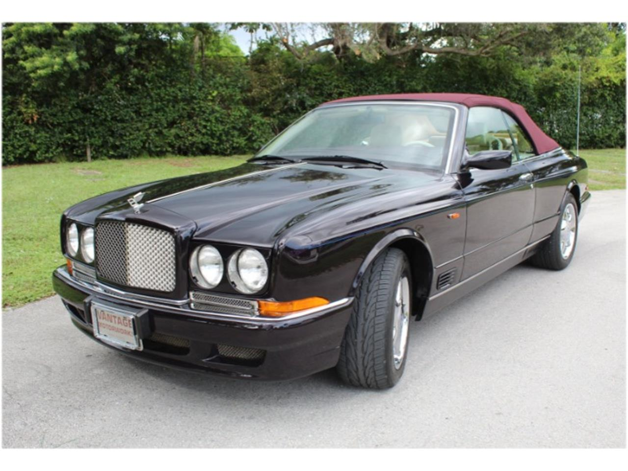1998 Bentley Azure (CC-1246461) for sale in North Miami , Florida