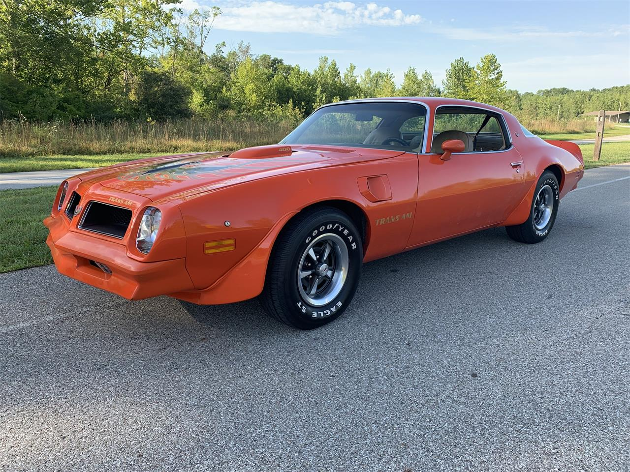 1976 Pontiac Firebird Trans Am (CC-1246471) for sale in Avon, Indiana