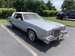 1982 Cadillac Eldorado (CC-1246503) for sale in Freehold, New Jersey