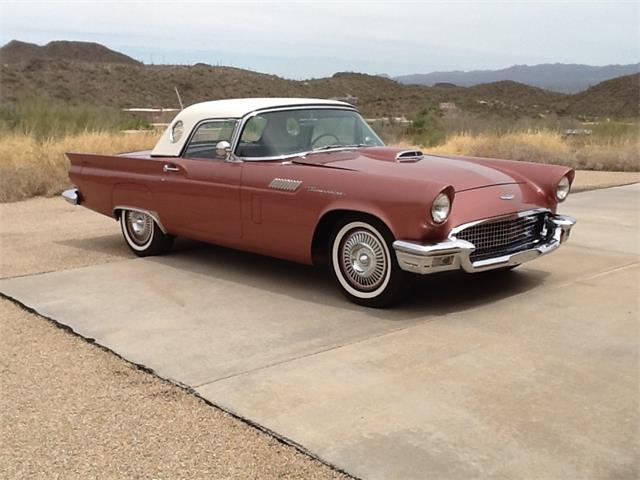 1957 Ford Thunderbird (CC-1246514) for sale in Tucson, AZ