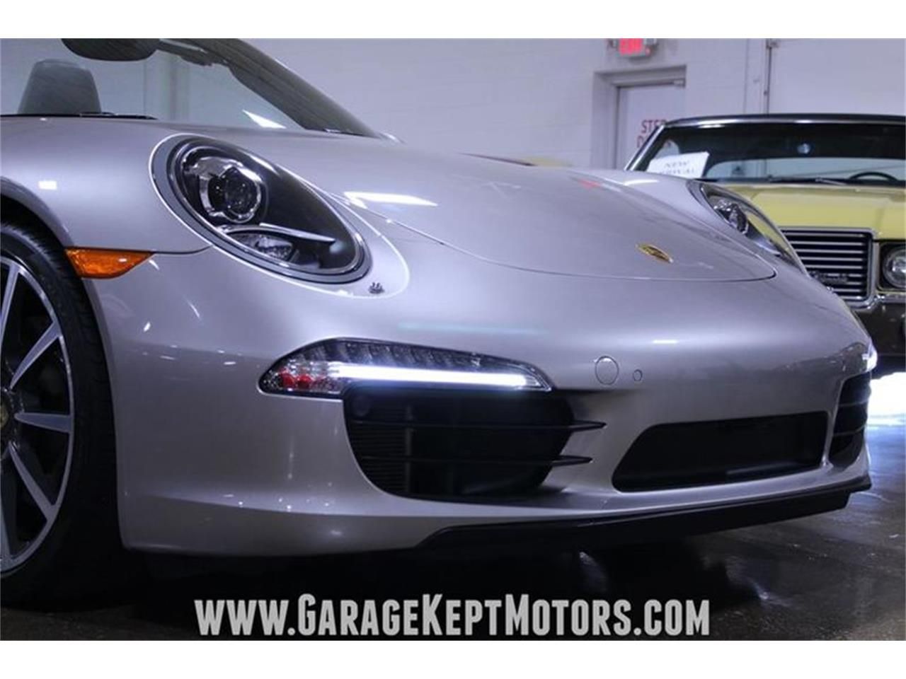 2012 Porsche 911 (CC-1246562) for sale in Grand Rapids, Michigan