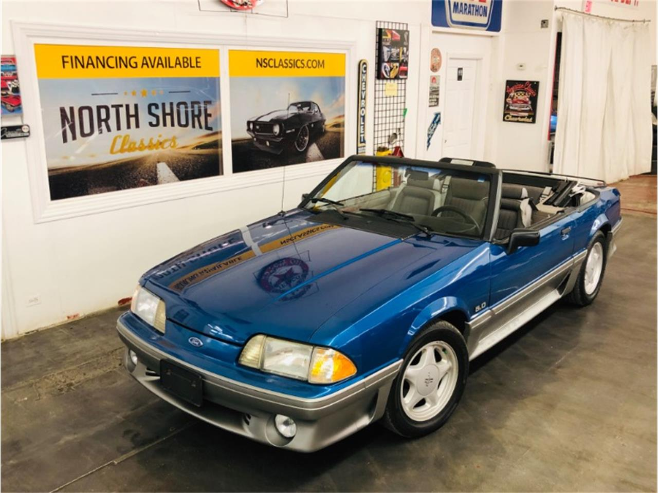 1991 Ford Mustang (CC-1246564) for sale in Mundelein, Illinois